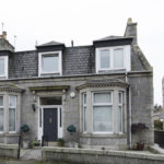 Peaceful Aberdeen City Apartment with Rural Charm, view from street